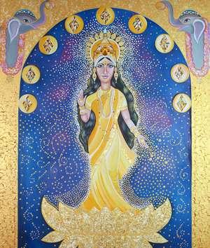 Message from Lady Lakshmi