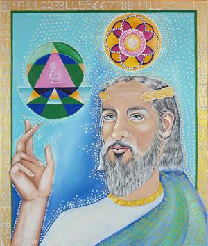 Ascended Master Pythagoras