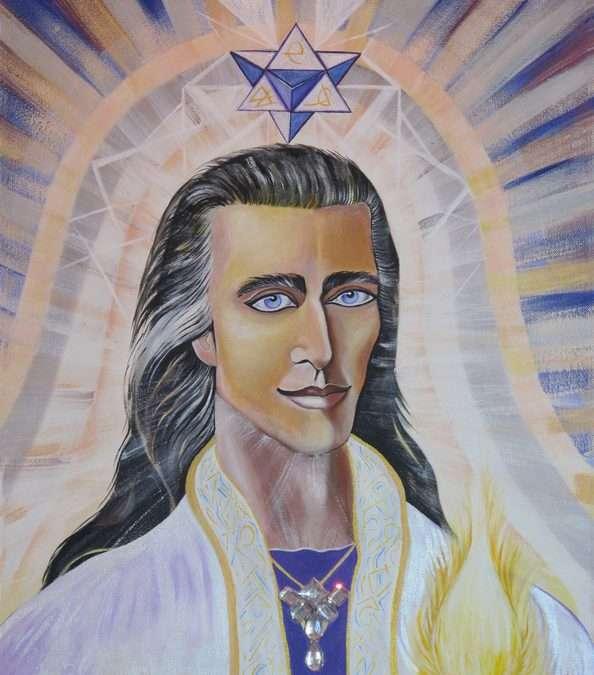 Healing from Serapis Bey